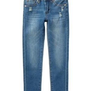 7 for all mankind jeans light wash